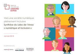 Synthèse du Labo de l'Ansa « numérique et inclusion »
