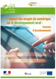 L'impact du numérique sur le développement rural