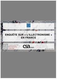 Enquête 2018 sur l'illectronisme en France