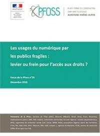 Les usages du numérique par les publics fragiles : levier ou frein pour l'accès aux droits ?