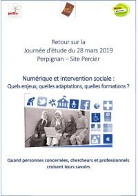 Numérique et intervention sociale : Quels enjeux, quelles adaptations, quelles formations ?
