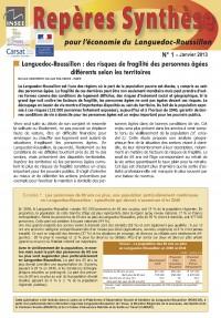Repères synthèse n°1, janvier 2013