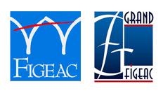 Logos Figeac Grand Figeac